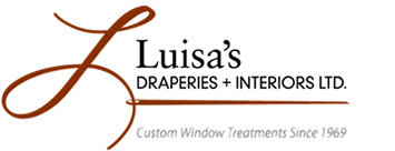 Luisa's Draperies + Interiors Ltd. - Home