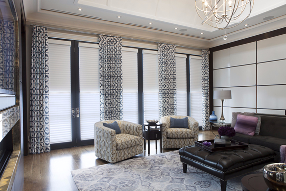 Modern Room Window Treatments